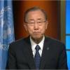 Message from UN Secretary-General Ban Ki-moon