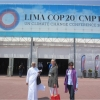 Report from Climate Change Conference COP20 in Lima