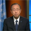 Message from UN Secretary-General Ban Ki-moon